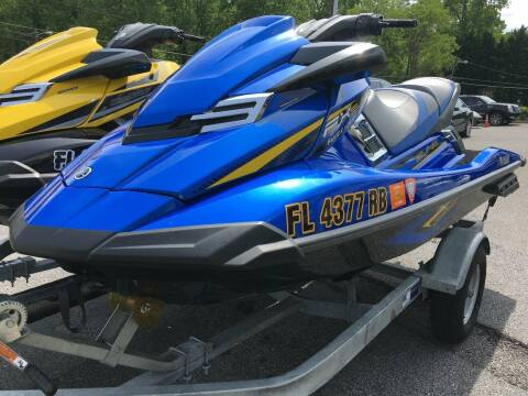 2016 Yamaha WAVERUNNER for sale at Highlands Luxury Cars, Inc. in Marietta GA