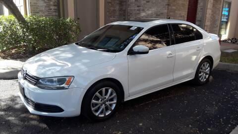 2014 Volkswagen Jetta for sale at RICKY'S AUTOPLEX in San Antonio TX