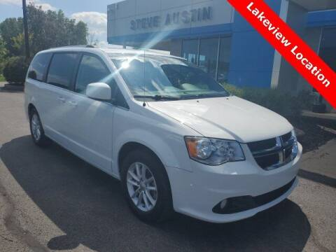 2018 Dodge Grand Caravan for sale at Austins At The Lake in Lakeview OH