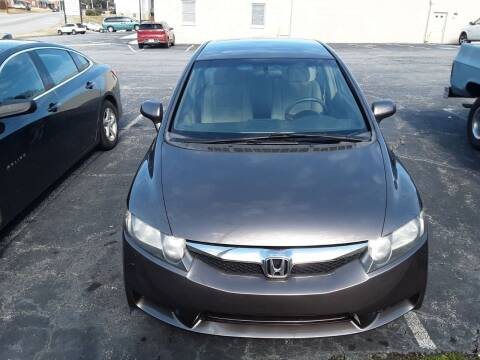 2009 Honda Civic for sale at Auto Villa in Danville VA
