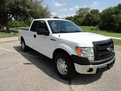 2010 Ford F-150 for sale at Vamos-Motorplex in Lewisville TX