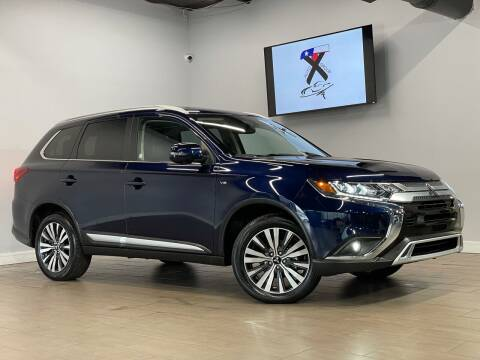 2020 Mitsubishi Outlander for sale at TX Auto Group in Houston TX