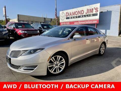 2013 Lincoln MKZ for sale at Diamond Jim's West Allis in West Allis WI