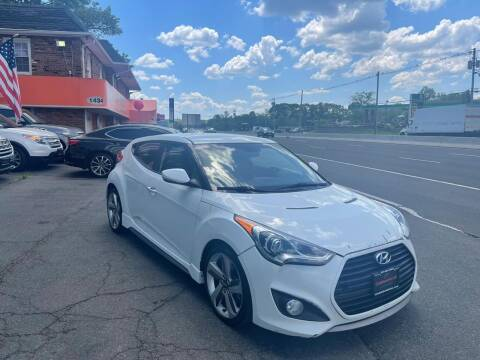 2013 Hyundai Veloster for sale at Bloomingdale Auto Group - The Car House in Butler NJ