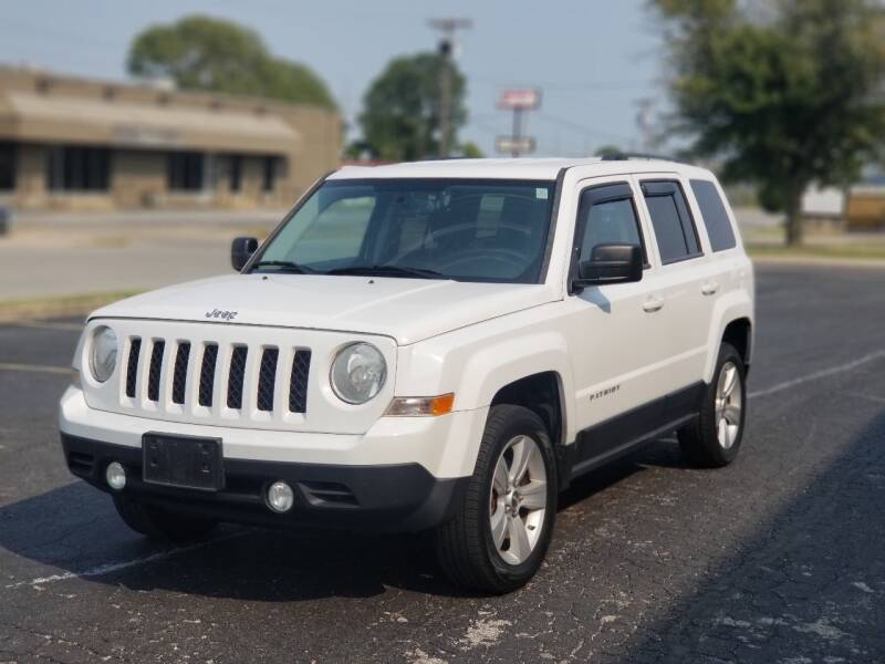 2012 Jeep Patriot for sale at Vision Motorsports in Tulsa OK