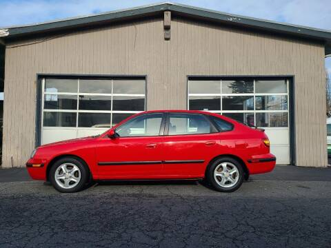 2003 Hyundai Elantra for sale at Westside Motors in Mount Vernon WA