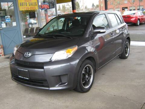 2012 Scion xD for sale at D & M Auto Sales in Corvallis OR