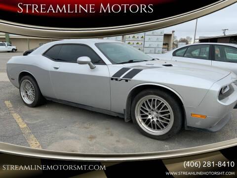 2012 Dodge Challenger for sale at Streamline Motors in Billings MT
