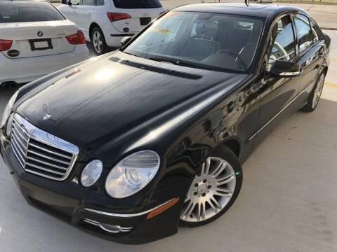 2007 Mercedes-Benz E-Class for sale at Raj Motors Sales in Greenville TX