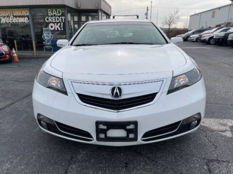 2013 Acura TL for sale at A&R Motors in Baltimore MD