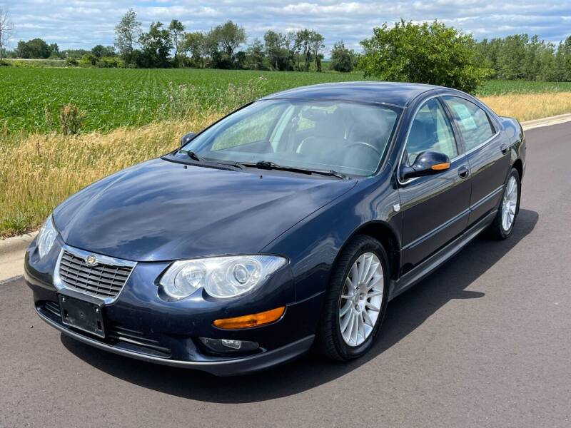 2002 Chrysler 300M for sale at Geneva Motorcars LLC in Delavan WI