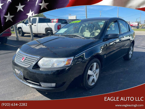 2007 Saturn Ion for sale at Eagle Auto LLC in Green Bay WI