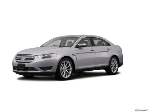 2013 Ford Taurus for sale at Moser Motors Of Portland in Portland IN