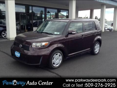 2009 Scion xB for sale at PARKWAY AUTO CENTER AND RV in Deer Park WA