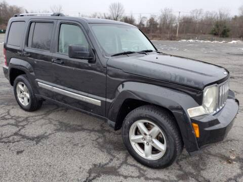 2008 Jeep Liberty for sale at 518 Auto Sales in Queensbury NY