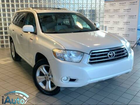 2009 Toyota Highlander for sale at iAuto in Cincinnati OH