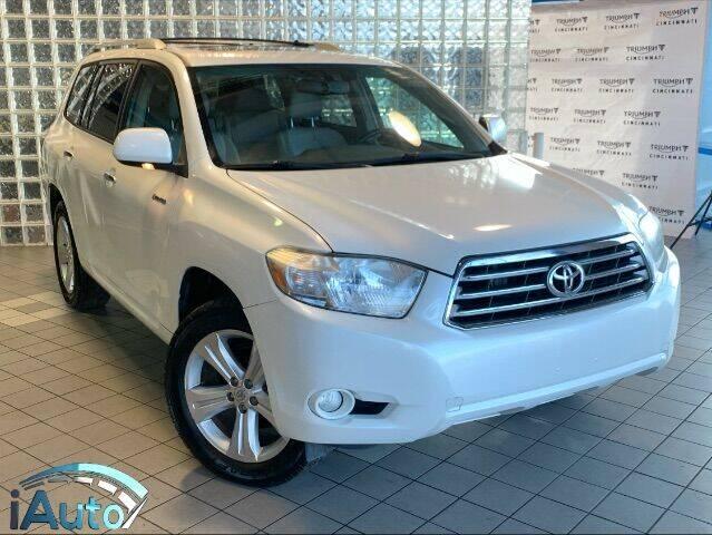 2009 Toyota Highlander for sale at iAuto in Cincinnati OH