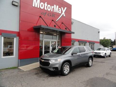 2018 Chevrolet Traverse for sale at MotorMax of GR in Grandville MI