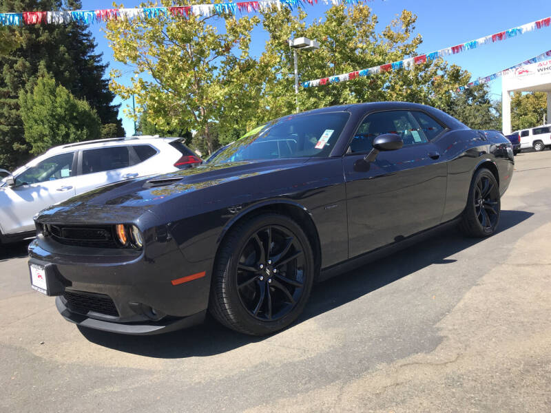 2018 Dodge Challenger for sale at Autos Wholesale in Hayward CA