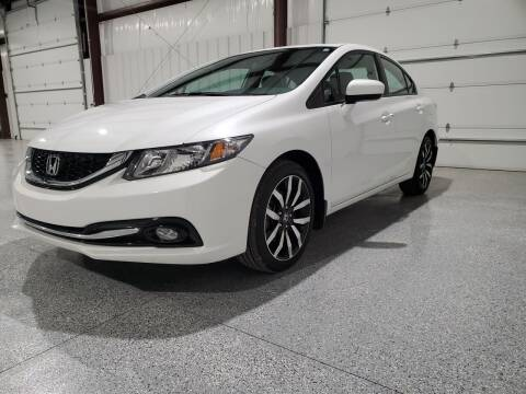 2014 Honda Civic for sale at Hatcher's Auto Sales, LLC - Buy Here Pay Here in Campbellsville KY