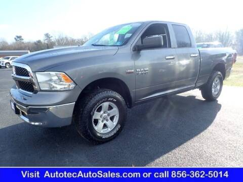 2013 RAM Ram Pickup 1500 for sale at Autotec Auto Sales in Vineland NJ