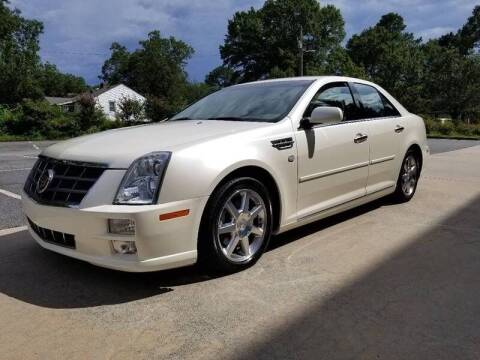 2008 Cadillac STS for sale at Best Choice USA in Swansea MA