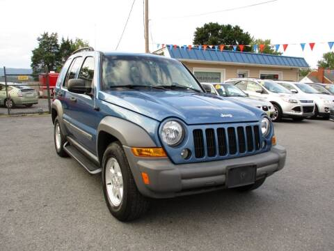 2006 Jeep Liberty for sale at Supermax Autos in Strasburg VA
