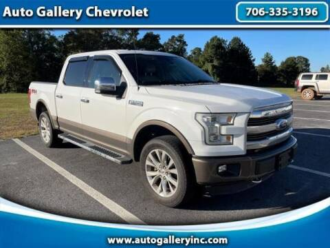 2015 Ford F-150 for sale at Auto Gallery Chevrolet in Commerce GA