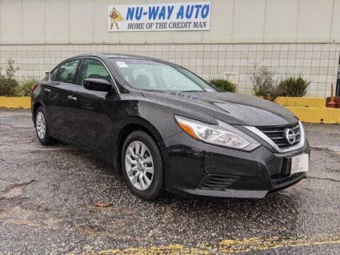 2018 Nissan Altima for sale at Nu-Way Auto Ocean Springs in Ocean Springs MS