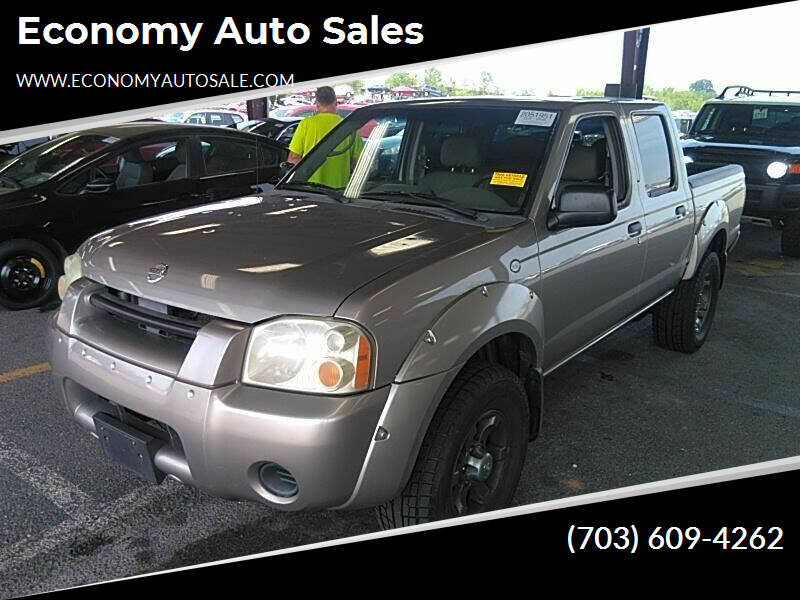 2004 Nissan Frontier for sale at Economy Auto Sales in Dumfries VA