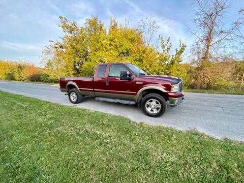 2006 Ford F-250 Super Duty for sale at XLR8 Diesel Trucks in Woodsboro MD