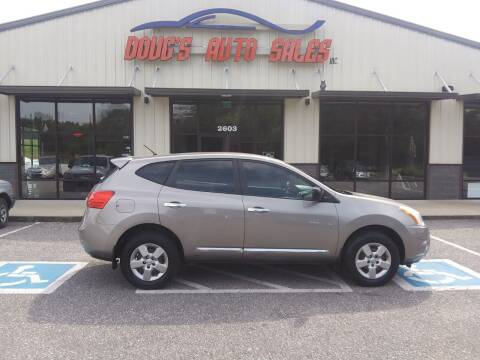 2011 Nissan Rogue for sale at DOUG'S AUTO SALES INC in Pleasant View TN