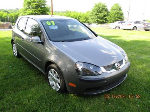 2007 Volkswagen Rabbit for sale at Euro Asian Cars in Knoxville TN