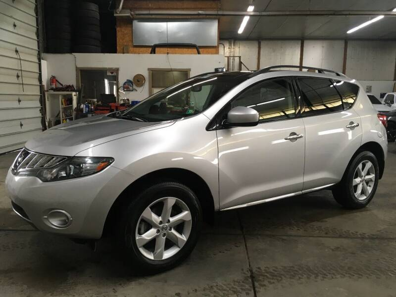 2010 Nissan Murano for sale at T James Motorsports in Gibsonia PA