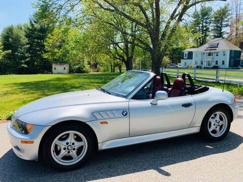 1996 BMW Z3 for sale at 41 Liberty Auto in Kingston MA