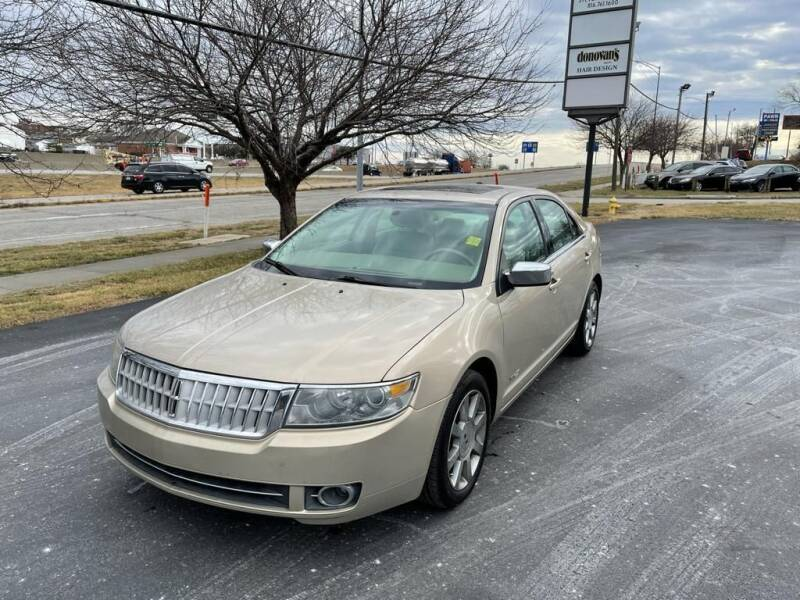 2008 Lincoln MKZ for sale at Auto Hub in Grandview MO
