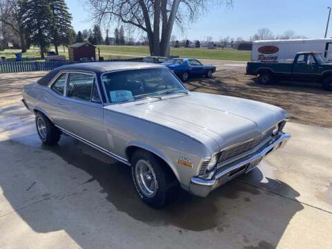 1970 Chevrolet Nova for sale at B & B Auto Sales in Brookings SD