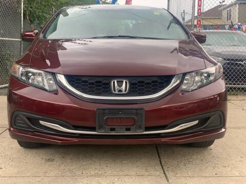 2015 Honda Civic for sale at Simon Auto Group in Newark NJ