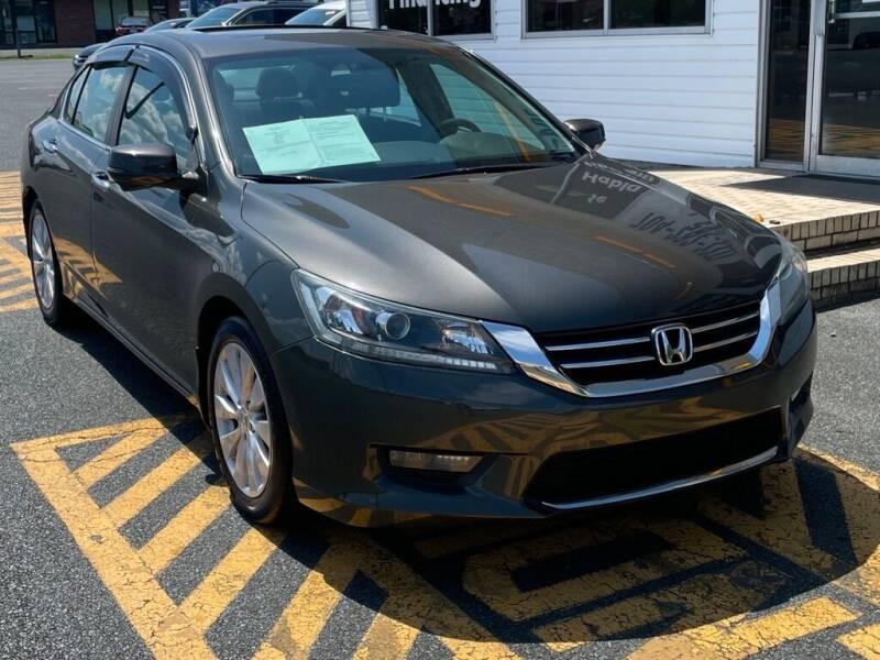 2014 Honda Accord for sale at Auto America - Monroe in Monroe NC