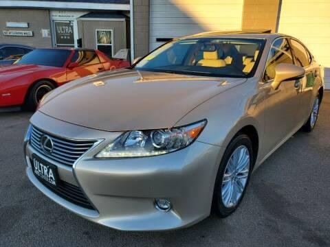 2014 Lexus ES 350 for sale at Ultra Auto Center in North Attleboro MA