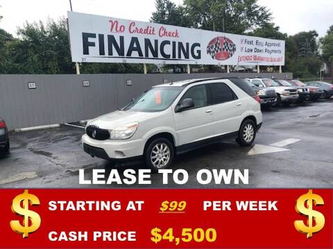 2007 Buick Rendezvous for sale at Auto Mart USA in Kansas City MO