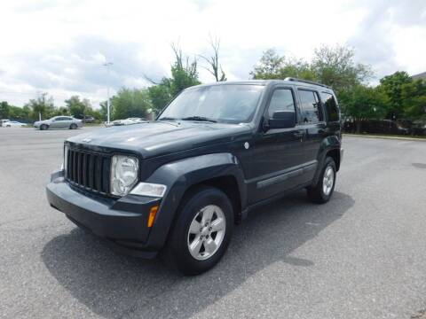2011 Jeep Liberty for sale at AMERICAR INC in Laurel MD