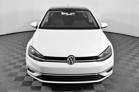 2021 Volkswagen Golf for sale at Southern Auto Solutions - Georgia Car Finder - Southern Auto Solutions-Jim Ellis Volkswagen Atlan in Marietta GA