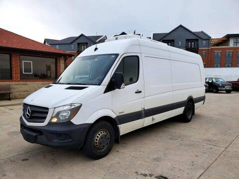 2015 Mercedes-Benz Sprinter Cargo for sale at Auto Deals in Roselle IL