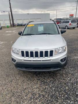 2011 Jeep Compass for sale at Wallers Auto Sales LLC in Dover OH