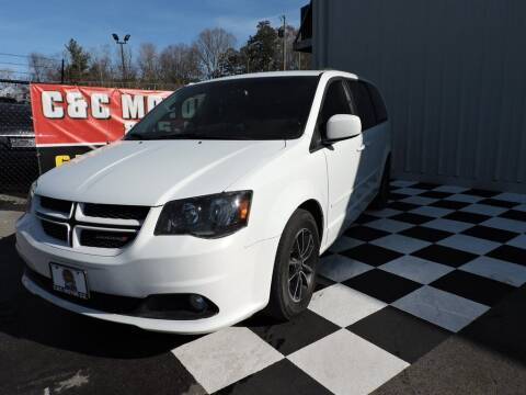 2017 Dodge Grand Caravan for sale at C & C Motor Co. in Knoxville TN