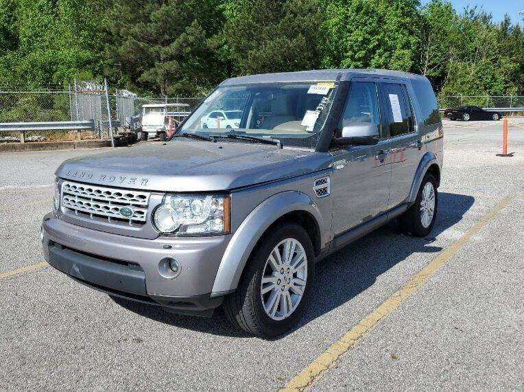 2012 Land Rover LR4 for sale in Hollywood, FL