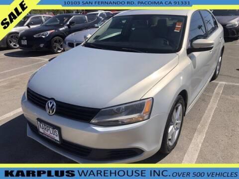 2012 Volkswagen Jetta for sale at Karplus Warehouse in Pacoima CA