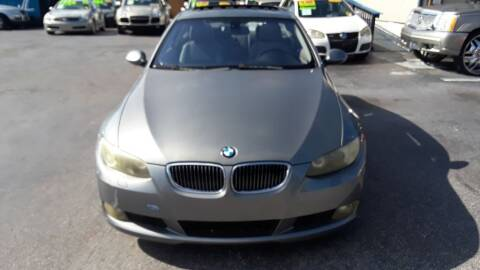 2007 BMW 3 Series for sale at AUTO IMAGE PLUS in Tampa FL