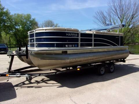 2014 Harris 200 (22') Cruiser TT for sale at Toy Flip LLC in Cascade IA